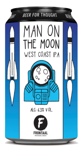 Man On The Moon | Brouwerij Frontaal