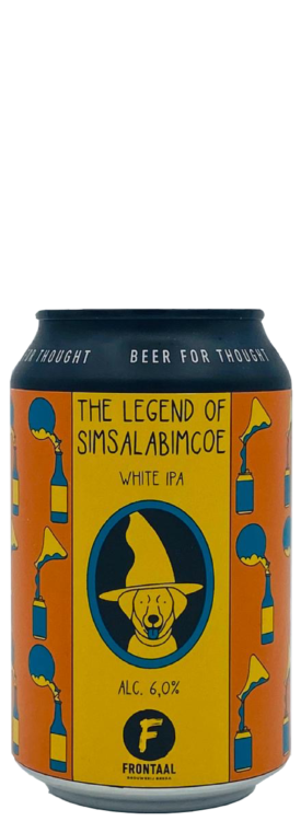 The Legend of Simsalabimcoe | Brouwerij Frontaal