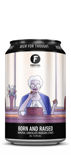 Born And Raised | Brouwerij Frontaal