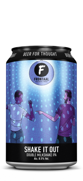 Shake It Out | Brouwerij Frontaal