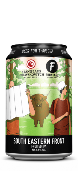 South Eastern Front | Brouwerij Frontaal