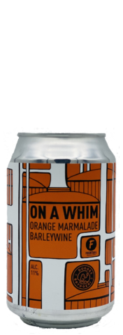 On a Whim | Brouwerij Frontaal