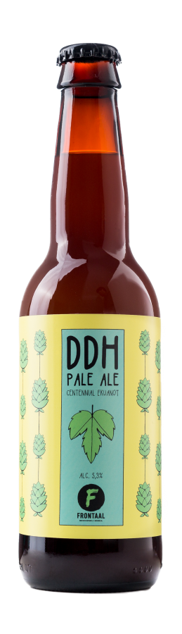 DDH Pale Ale | Brouwerij Frontaal