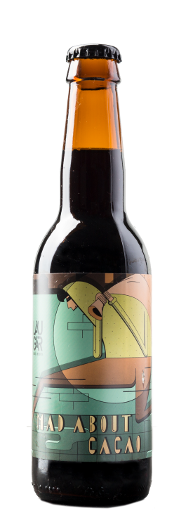 Mad About Cacao | Brouwerij Frontaal