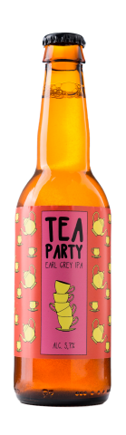 Tea Party | Brouwerij Frontaal